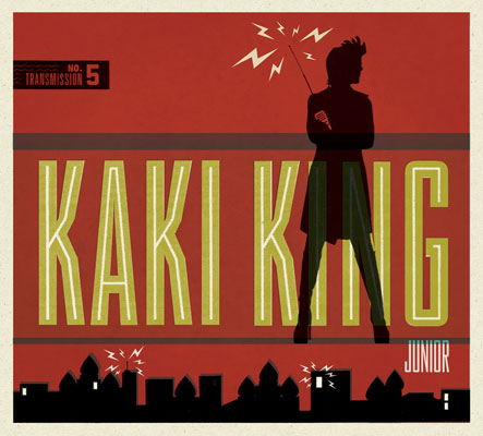 New album - Junior Kaki_cover_select